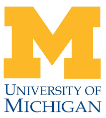 A link to a fake University of Michigan page is presented by the link.