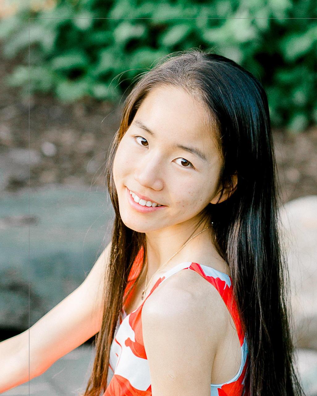Ceciel Zhong student presenter