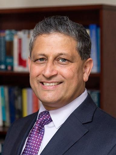 Dr. Ravi Pendse VP for IT and CIO of U-M. Speaker at SUMIT 2020.