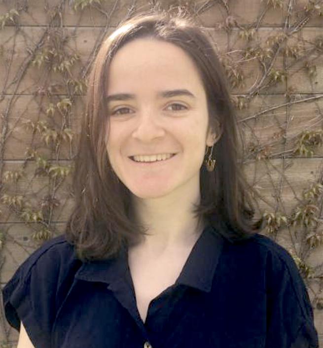 Julia Silverman student presenter